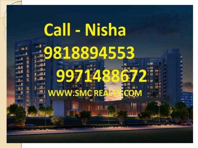nisha 9958.,77.1358 ambience builders and developers gurgaon Slide 2