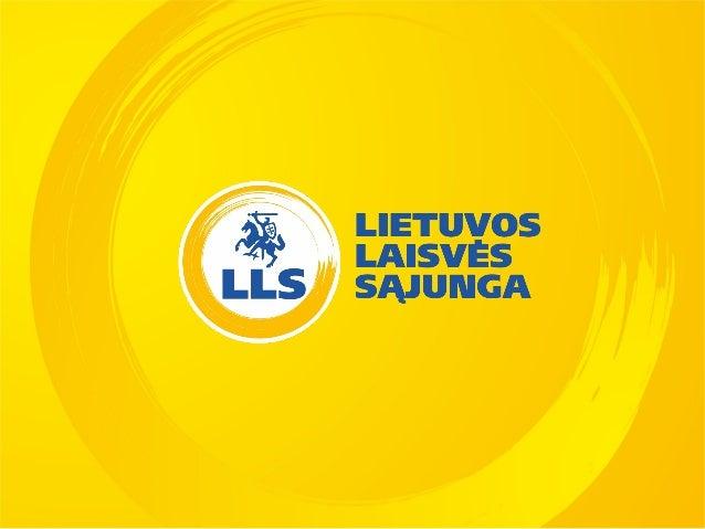 Vilniaus miesto savivaldos 2015 metų rinkimų programa ir prioritetai