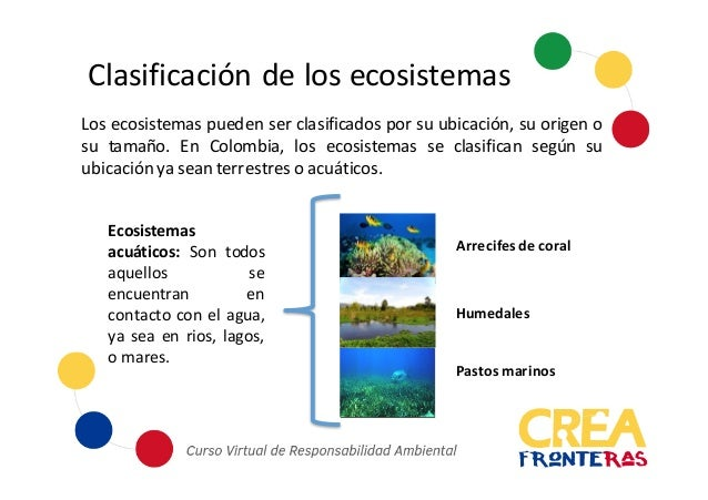 Ecosistemas Estratégicos