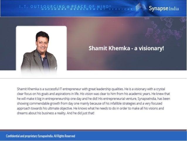 Follow Shamit Khemka On- https://in.linkedin.com/in/shamitkhemka https://www.instagram.com/shamitkhemka/ https://shamitkhe...