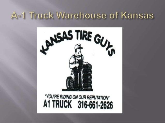 A 1 truck warehouse of kansas- www.a1truck.biz Slide 3
