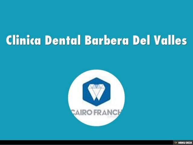 Clinica dental barbera del valles - Clinica dental basterra ...