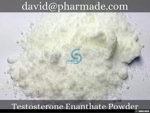 Testosterone Enanthate Powder