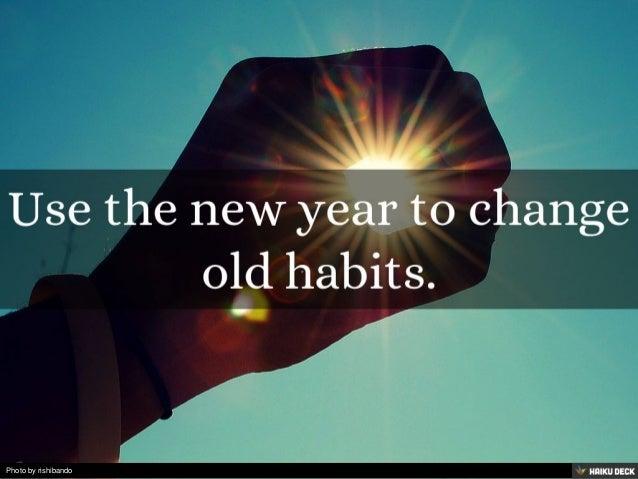 The Secret to Breaking Bad Habits Slide 2