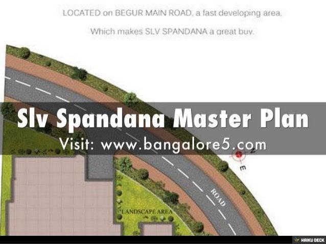 Slv Spandana 2BHK Apartments & 3BHK Apartments for sale on Begur Road, Bangalore