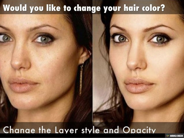 How to make yourself stunning