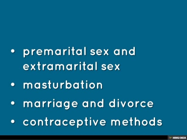 Factors That Affect Sexuality