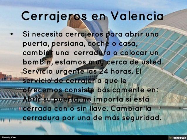 Cerrajeros En Valencia 603 908 603