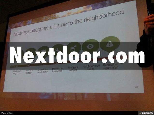 Nextdoor.com<br>