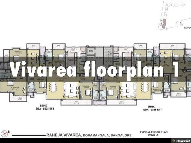 K Raheja Vivarea Slide 3