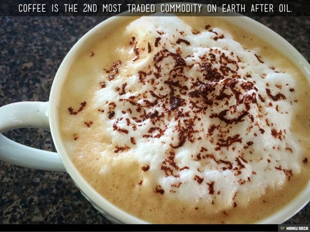 COFFEE FACTS Slide 2