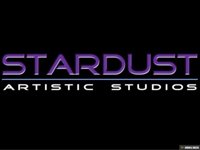 STARDUST STUDIOS <br>SERVIZI ARTISTICI PROFESSIONALI<br>