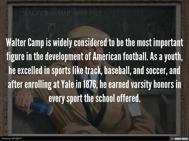 The History Of Football! Slide 3