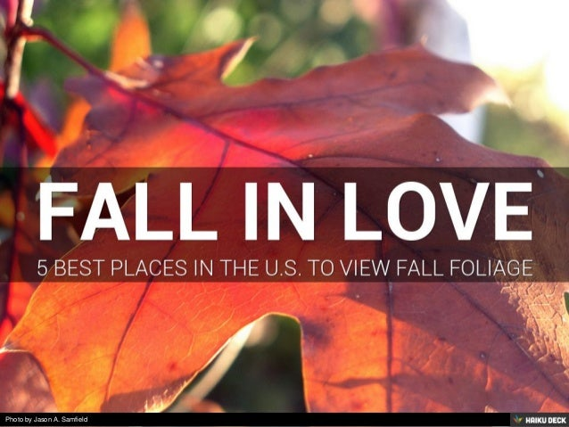 5 best places in the u s to view fall foliage for Best fall destinations in the us