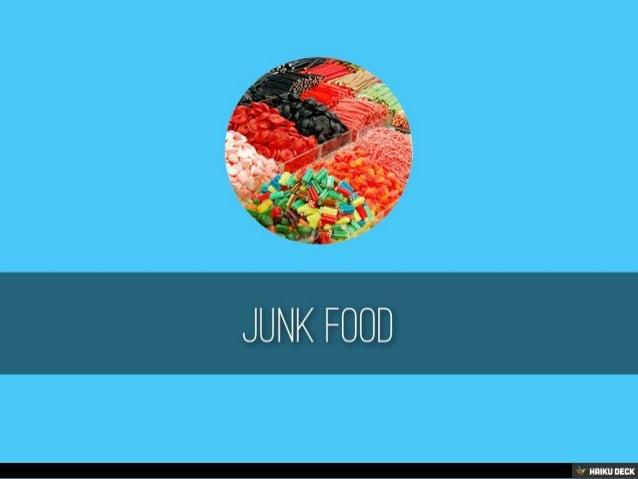 Essay on junk food vs healthy food