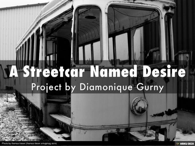 A Streetcar Named Desire Critical Essays