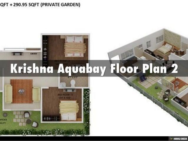 Krishna Aquabay 3BHK Apartments & 5BHK Apartments for sale in Electronic City,Bangalore Slide 3