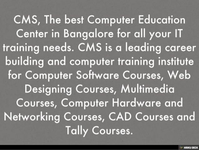 CMS COMPUTER