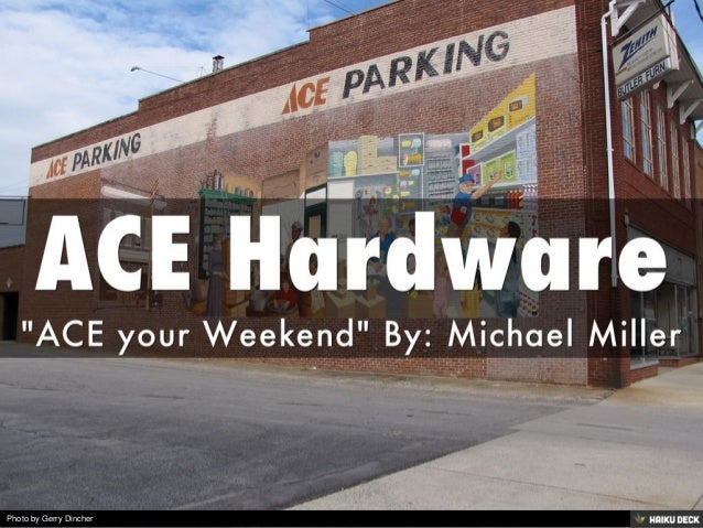 ace hardware swot Ace hardware analysis industrial background for home improvement most people especially in big cities would like to have a nice place to buy things for their home.