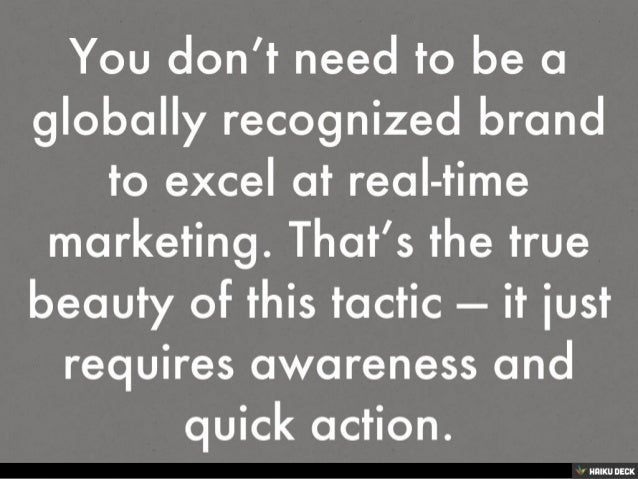 25 Things the Digital CMO Must Know