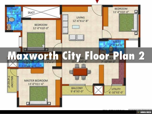 Maxworth City 2BHK Apartments & 3BHK Apartments for sale in Vidyaranyapura,Bangalore