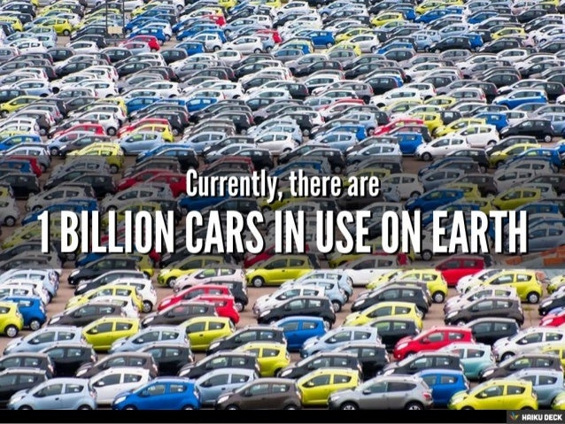 16 Facts about Cars Slide 2