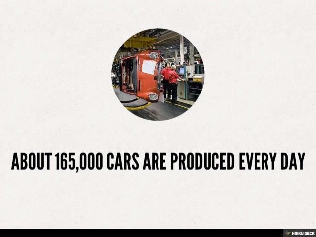16 Facts about Cars Slide 3