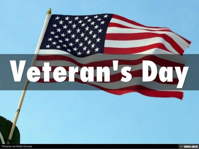 Veteran's Day<br>