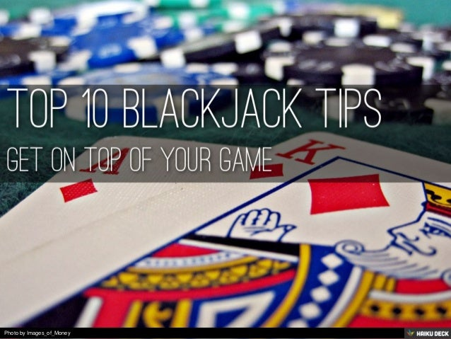 Blackjack national harbor