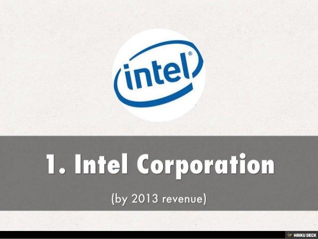 Top 5 Semiconductor Companies Slide 3