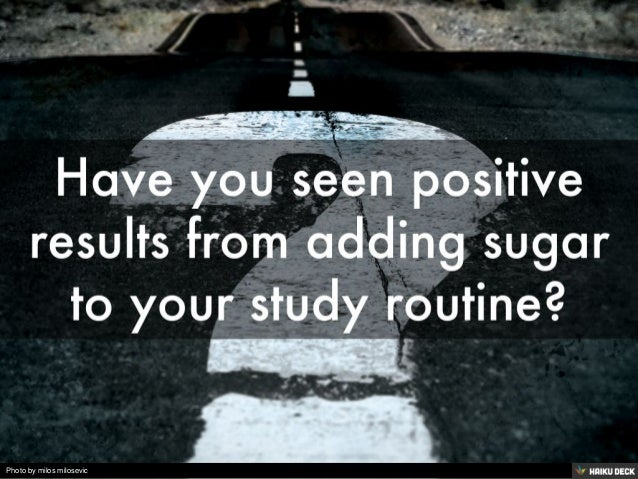 Trying to Study? 4 Ways Candy can help!