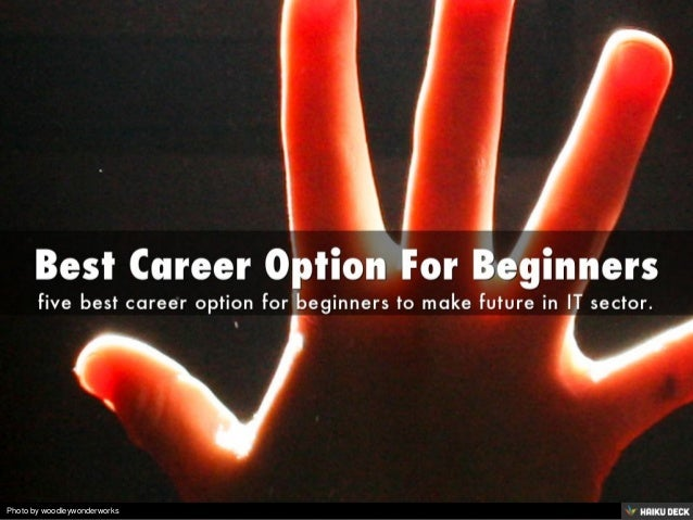 Best career options for females