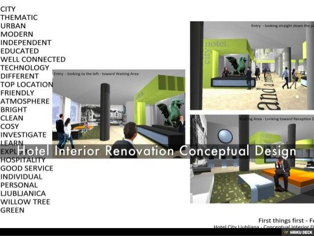 Hotel Interior Concept design