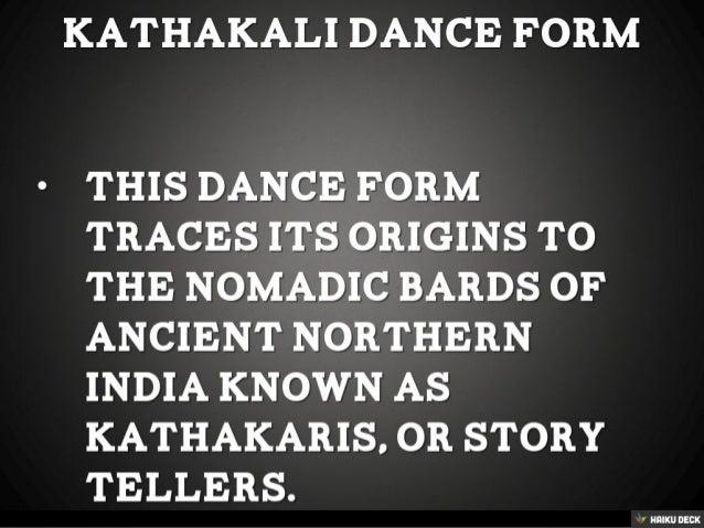 Indian Classical Dance Form Slide 3