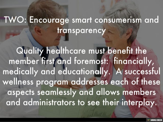 Four Ways to See Greater ROI in Wellness  Slide 3