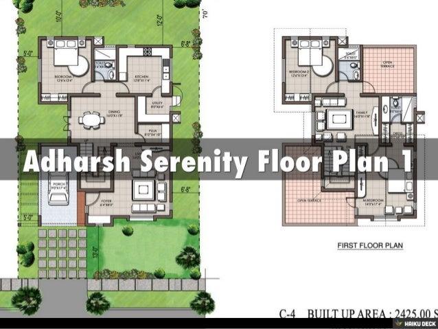 Adharsh Serenity 3BHK Villas & 4BHK Villas for sale in Whitefield, Bangalore Slide 2