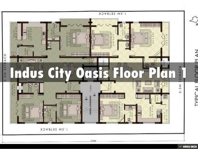 Indus City Oasis 3BHK Apartments sale in Koramangala, Bangalore Slide 2