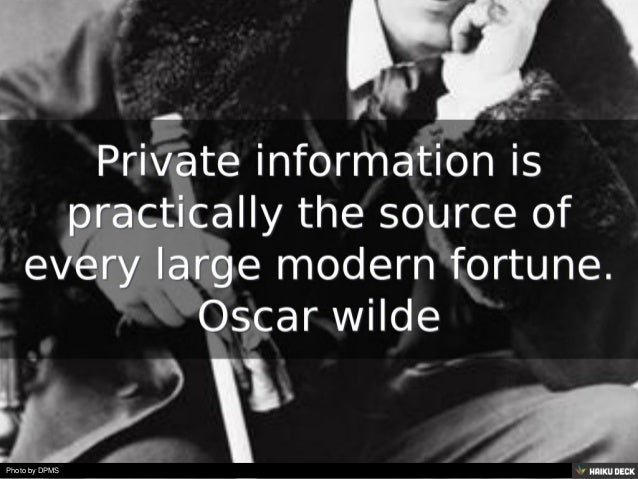 famous quotes on information