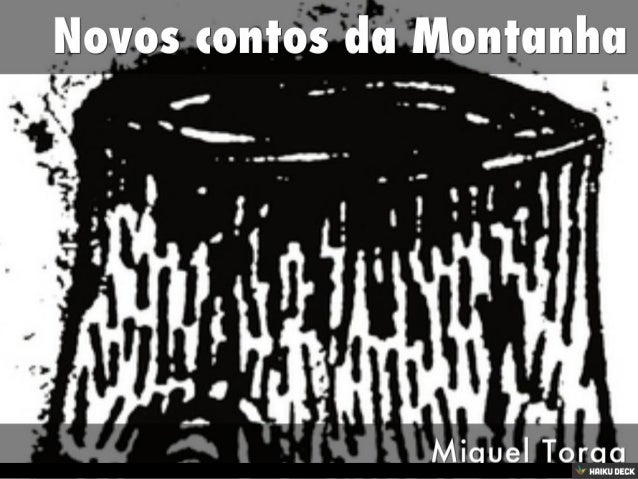 Novos contos da Montanha <br>Miguel Torga<br>