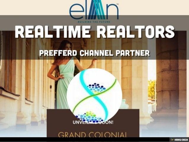 Elan Mercado by Elan Developers(Elan Limited)