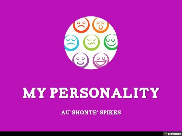 exploring my personality Welcome visitor this website is your tool for exploring your personality and leveraging your personality traits for your success in the workplace, in business or in.