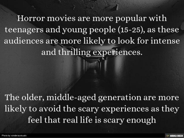 The Horror Genre Slide 3