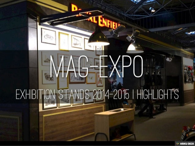 Expo Stands 2015 : Mag expo professional exhibition stand builder