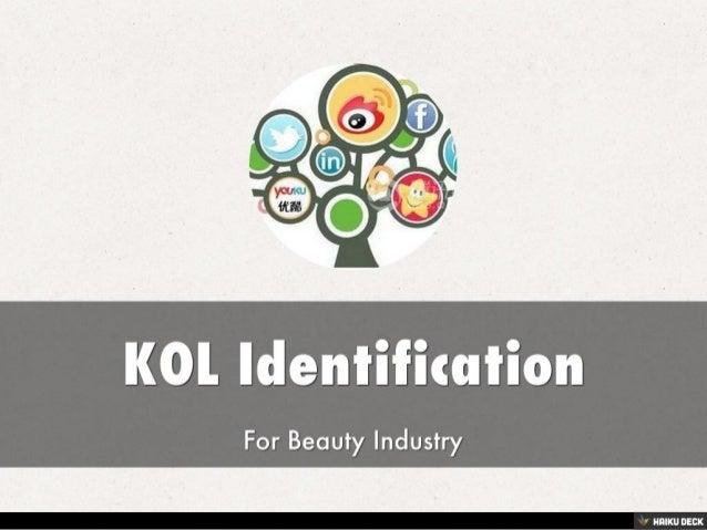 KOL Identification