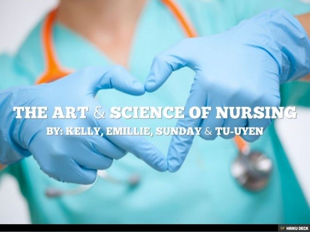 the art of nursing This article provides an overview of the innovative pedagogic practices in nursing  education published between 2009 and 2012 four distinct categories.