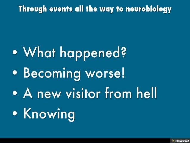 A Virus Got Nervous