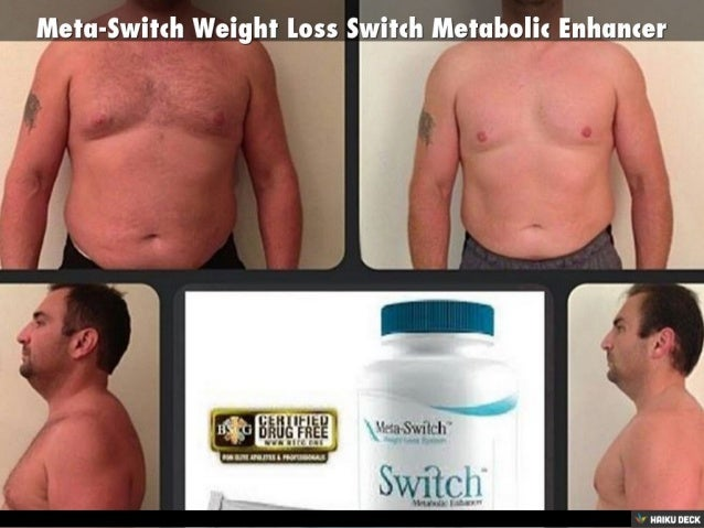 max switch weight loss