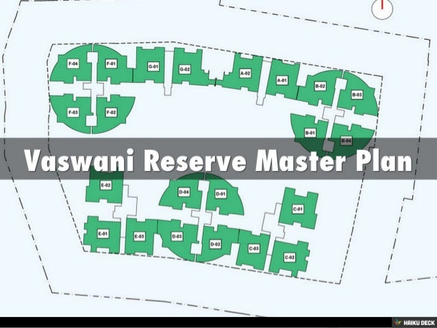 Vaswani Reserve 3BHK Apartments & 4BHK Apartments for sale on Sarjapur Road,Bangalore