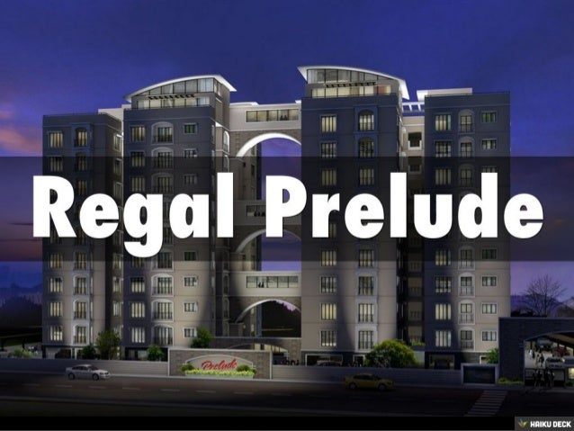 Regal Prelude Slide 2