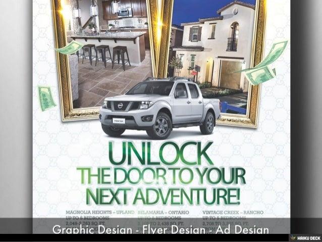 Graphic Design - Flyer Design - Ad Design<br>